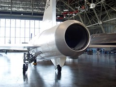 "Convair XF-92A Dart 00001 • <a style=""font-size:0.8em;"" href=""http://www.flickr.com/photos/81723459@N04/48435956351/"" target=""_blank"">View on Flickr</a>"