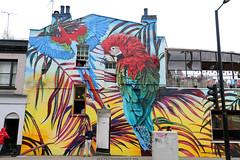 Everyday People in London (Rick & Bart) Tags: art london uk city urban camdentown rickvink rickbart canon eos70d graffiti graffitiart everydaypeople people strangers candid streetphotography