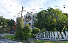 A New Orleans Fence Friday (BKHagar *Kim*) Tags: bkhagar neworleans nola la fence hff street house