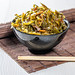 A delicious fresh seaweed salad