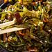 Chopsticks gaining seaweed