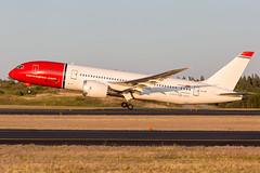LN-LNF Boeing 787-8 Dreamliner Norwegian Long Haul (Andreas Eriksson - VstPic) Tags: lnlnf boeing 7878 dreamliner norwegian long haul