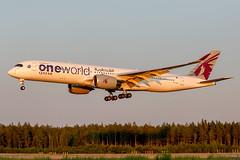 A7-ALZ Airbus A350-941 Qatar Airways (Andreas Eriksson - VstPic) Tags: a7alz airbus a350941 qatar airways