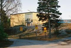 Bergholmsskolan från Rusthållarvägen