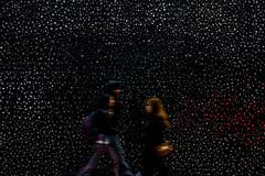 blurred lines (Greg M Rohan) Tags: nikon nikkor d7200 redfern sydney australia blur people walking glitter black wall schwarz 黑色 黒 verschwommenelinien lignesfloues ぼやけた警戒線 線條模糊 lines reflecting sparkle sequence blurredlines