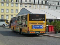 Carris 2250 (Elad283) Tags: lisboa lisbon portugal carris man 18310 hocl caetano caetanobus citygold nl313f 2250 8041ze