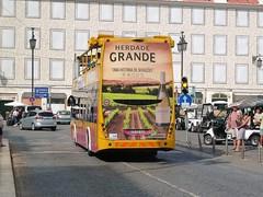 CarrisTur 1732 (Elad283) Tags: lisboa lisbon portugal carris 25as44 1732 carristur opentopbus sightseeing volvobus volvo b7rle b7r marcopolo viale