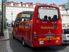 Douro Acima 77-NM-06 (Elad283) Tags: lisboa lisbon portugal opentopbus douroacima sprinter mercedesbenz mercedesbenzbus mercedes evobus 77nm06 sightseeing minibus