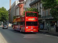 Douro Acima 63-LZ-77 (Elad283) Tags: lisboa lisbon portugal man sd sd202 sd202f waggonunion opentopbus sightseeing 63lz77 douroacima liderbus