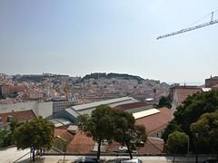 Lisbon Hills (Elad283) Tags: lisboa lisbon portugal view citylife urbanlife urbanview cityview architecture architectureandbuildings