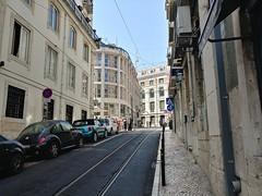 Chiado (Elad283) Tags: lisboa lisbon portugal architecture architectureandbuildings cityview urbanview citylife urbanlife chiado teatro trindade