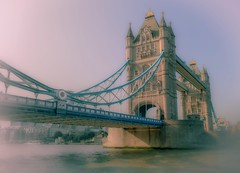 (another picture of iconic...)   Tower Bridge (ainz1607) Tags: london bridge thames tower river iconic landmarks