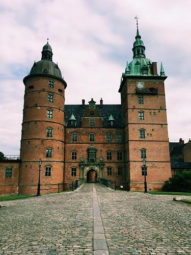 Vallø Castle