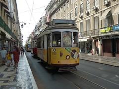 Carris 578 (Elad283) Tags: lisboa lisbon portugal elétricosdelisboa carris tram tram28 lisbontram remodelado 578