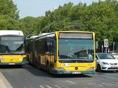 Carris 4642 (Elad283) Tags: lisboa lisbon portugal carris mercedesbenzbus mercedesbenz mercedes o530 citaro evobus o530g 4642 90ji99