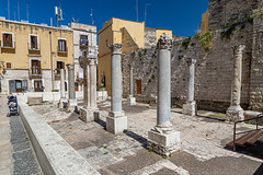 The streets of Bari (Leaning Ladder) Tags: bari italy italia puglia apulia church ruins canon 7dmkii leaning ladder leaningladder 7d mkii