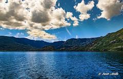 (Javier Arcilla) Tags: cielo agua tierra nubes paisaje naturaleza lago lagodesanabria sanabria zamora castillayleon españa hdr montañas airelibre pentax pentaxk70 pentax1855mm