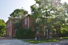 Kerr-Wooll House, Demeath, 69 Prideau Street, Niagara on the Lake, ON (Snuffy) Tags: kerrwoollhouse demeath 69prideaustreet niagaraonthelake ontario canada musictomyeyes