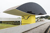 Curitiba-PR (Johnny Photofucker) Tags: curitiba pr paraná brasil brazil brasile arquitetura architecture architettura 24105mm niemeyer museu museum museo oscarniemeyer olho lightroom