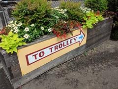 ToTrolley (Daddy Ogre) Tags: oregon portland lakeoswego willamette shore trolley fun streetcar max