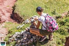 Cairn (https://pays-basque-et-bearn.pagexl.com/) Tags: cairn pierres montagne guide hautbéarn valléedaspe colinebuch jeunefemme herbe chemin aquitaine sudouest gascogne france