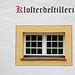 Kloster Ettal (49) - Eines der wichtigsten Gebäude des Klosters: die Destille. Hier der bekannte Kloster-Likör hergestellt.