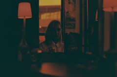 From dusk till dawn... (analoguesouls) Tags: analogue 35mm film filmisnotdead girlsonfilm ishootfilm canonae1 program rolleiredbirdfilm amsterdam rayzandvoort analoguesouls