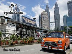 Kampung Baru (travelgasm) Tags: travelgasm travel kualalumpur kl malaysia kampungbaru newvillage streetfood petronas petronastowers