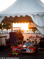 2019 Grand Prix de France Historique: Motul M1 (8w6thgear) Tags: 2019 grandprixdefrancehistorique magnycours rondel motul m1 formula2 f2 paddock sunset hscc
