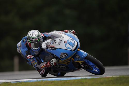 Sergio García Dols. GP de la República Checa 2019