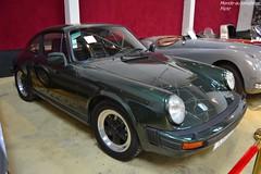 Porsche 911 Carrera 3,0 1977 (Monde-Auto Passion Photos) Tags: voiture vehicule auto automobile porsche 911 carrera coupé vert green ancienne classique collection sportive vente enchère osenat france fontainebleau