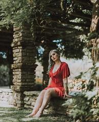 DSC_3200-Pano-(edit)- (AJ Charlton Photography) Tags: grace rachel aj charlton ajc photography portraiture nikon d750 85mm natural light uk july 2019 headshots female model modelling pretty elegant film style dress dresses