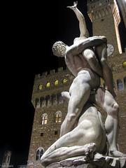 Ratto delle Sabine (Fabio Benato) Tags: rattodellesabine firenze florence art artflorence gianbologna statue sculpture