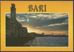 Bari - Sunset on the sea (tico_manudo) Tags: italia turismoenitalia bari