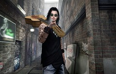 Blow (Sadwolf SL Photos) Tags: etham mom voodooland tank shades guitar slphotographer slmodel slfashion slnewreleases slblogger mesh bento smoke ´cigar alley