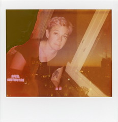 Top of the Mark Anne (tobysx70) Tags: polaroid spectra system 1200 image softtone edge cut instant film expired 1009 paul giambarba edition double exposure the impossible project tip top of mark anne hopkins intercontinental hotel california street san francisco ca portrait woman female short hair tattoo drunk bar restaurant view window huntington neon sign sunset dusk twilight divot polawalk polavacation 042918 toby hancock photography