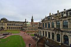 Dresdner Zwinger (galterrashulc) Tags: swinger germany dresden irina galitskaya galterrashulc architecture town city museum rainy palace saxony
