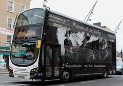 Bus Eireann VWD22 (151D19010). (Fred Dean Jnr) Tags: buseireann cork volvo b5tl wright eclipse gemini3 vwd22 151d19010 grandparadecork april2016 wrap womenoftherising alloverad buseireannroute208