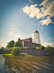 Выборгский замок (banagher_links) Tags: olympus omd em10 mark iii russia vyborg mft micro 43 architecture samyang