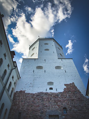 Башня Святого Олафа (banagher_links) Tags: olympus omd em10 mark iii russia vyborg mft micro 43 architecture samyang