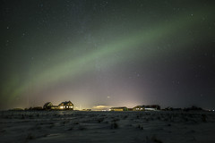 Like a Dream (GreinerS - Hobbyphotography) Tags: iceland winter northernlights nature canon eos 6d