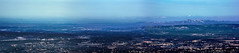 Panorama depuis Sainte-Victoire vers Hérault et Gard (bruno Carrias) Tags: saintevictoire croixdeprovence provence provencealpescôtedazur picsaintloup nîmes montaigoual panorama
