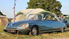 Citroën DS 21 cabriolet 1967 (Wouter Bregman) Tags: tgc354e citroën ds 21 cabriolet 1967 citroënds strijkijzer déesse tiburón snoek henri chapron cabrio convertible roadster tourer célébrationcentenairedecitroën célébration centenaire 2019 lafertévidame 28 eureetloire eure et loire france frankrijk vintage old classic french car auto automobile voiture ancienne française vehicle outdoor