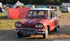 Citroën Ami 6 Club 1968 (Wouter Bregman) Tags: ct435tb citroën ami 6 club 1968 citroënami6 citroënami ami6 red rood rouge célébrationcentenairedecitroën célébration centenaire 2019 lafertévidame 28 eureetloire eure et loire france frankrijk vintage old classic french car auto automobile voiture ancienne française vehicle outdoor