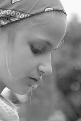 Xenia / Ксения (Boris Kukushkin) Tags: portrait bw xenia profile портрет ксения чб профиль