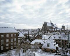 Leiden (Sebastiaan van Venetiën) Tags: pentax 67 fuji rvp 100 8800f leiden film positive