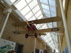 The entrance to Cosford Air museum, Shropshire. (daveandlyn1) Tags: plane byplane glassroof entrance museum cosford shropshireuk smartphone cameraphone psdigitalcamera pralx1 p8lite2017 huaweip8