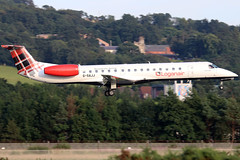 G-SAJJ (GH@BHD) Tags: gsajj embraer erj erj145 lc log loganair aircraft aviation airliner regionaljet bhd egac belfastcityairport