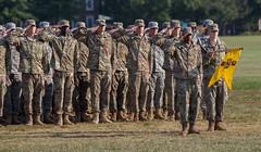 3rd Regiment, Basic Camp Graduation (armyrotcpao) Tags: 3rdregiment army armyrotc basiccamp cst cst2019 cadetsummertraining cadets fortknox kentucky reserveofficertrainingcorps graduation