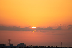 Amanecer en Valencia 32 (dorieo21) Tags: sol sun sonne soleil nube nuage clouds landscape sky cielo ciel